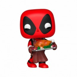 Funko POP DEADPOOL Marvel Holiday