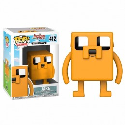 Funko POP JAKE 412 ADVENTURE TIME / MINECRAFT