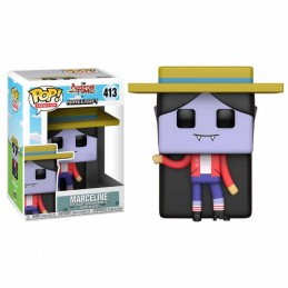 Funko POP MARCELINE 413 ADVENTURE TIME / MINECRAFT