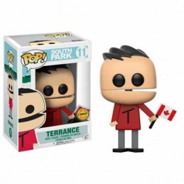 Funko POP TERRANCE 11 South Park LIMITED CHASE EDITION