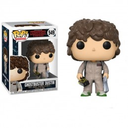 Funko POP DUSTIN Vestido CAZAFANTASMAS 549 Stranger Things