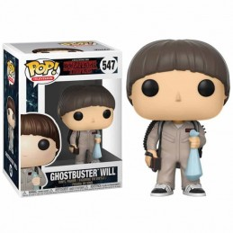Funko POP WILL Vestido CAZAFANTASMAS 547 Stranger Things