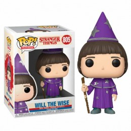 Funko POP WILL EL SABIO 805 Stranger Things 3ª Temporada