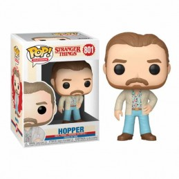 Funko POP HOPPER DATE NIGHT 801 Stranger Things 3ª Temporada