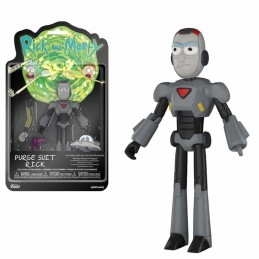 Funko Action RICK PURGE SUIT Rick and Morty
