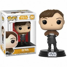 Funko POP QI'RA 241 Star Wars