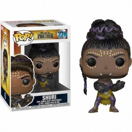 Funko POP SHURI 276 Black Panther Marvel