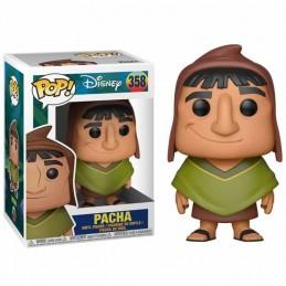 Funko POP PACHA 358 El Emperador y sus Locuras Disney