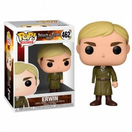 Funko POP ERWIN ONE-ARMED 462 Attack on Titan SEASON 3