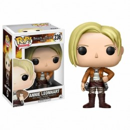 Funko POP ANNIE LEONHART 236 Attack on Titan