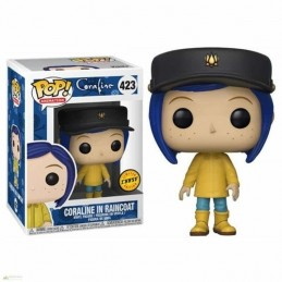 Figura FUNKO POP 423 CORALINE in Raincoat CHASE