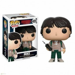 Funko POP MIKE con Walkie Talkie 423 Stranger Things
