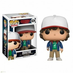 Funko POP DUSTIN con BRÚJULA 424 Stranger Things