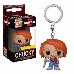 Llavero Pocket POP! Keychain CHUCKY BLOOD EXCLUSIVE