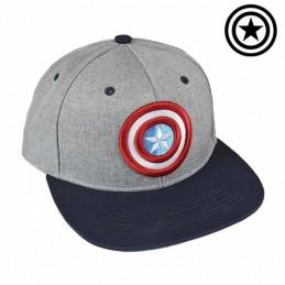 Gorra Capitán América Avengers