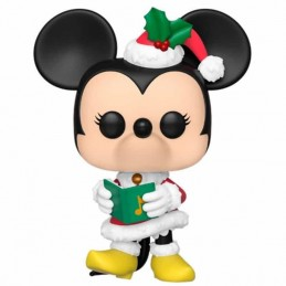 Funko POP MINNIE Disney Holiday