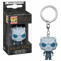 Llavero Pocket POP! Keychain NIGHT KING Juego de Tronos