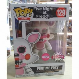Funko POP FUNTIME FOXY 129 Five Nights at Freddy´s...