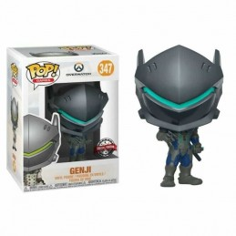 Funko POP GENJI CARBON FIBER 347 OVERWATCH SPECIAL EDITION