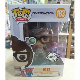 Funko POP MEI 183 OVERWATCH Exclusive
