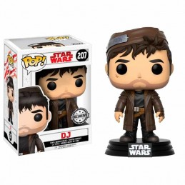 Funko POP DJ 207 Star Wars EXCLUSIVE