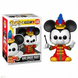 Funko POP BAND CONCERT MICKEY 430 Disney Mickey's 90...