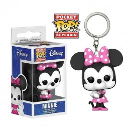 Llavero Pocket POP MINNIE MOUSE Disney