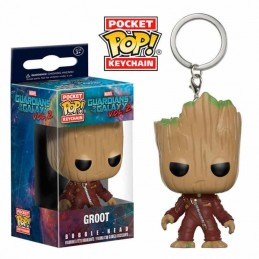 Llavero Pocket POP GROOT Guardianes de la Galaxia Vol. 2