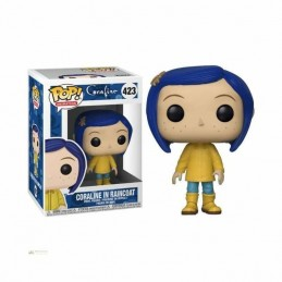 Funko POP 423 Coraline in Raincoat