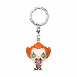 Llavero Pocket POP! PENNYWISE LENGUA DE PERRO It...