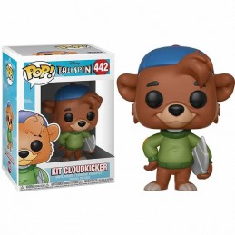 Funko POP KIT CLOUDKICKER 442 Talespin Aventureros del...