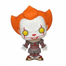 Funko POP PENNYWISE BRAZOS ABIERTOS 777 It Chapter 2