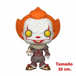 Funko POP PENNYWISE con BARCO 25 cm. It Chapter 2