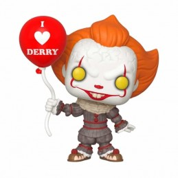 Funko POP PENNYWISE con GLOBO 780 It Chapter 2