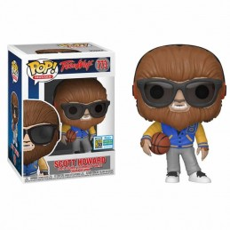 Funko POP SCOTT HOWARD 773 TEEN WOLF 1985 EXCLUSIVE SDCC...