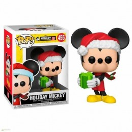 Funko POP HOLIDAY MICKEY 455 Disney Mickey's 90 Aniversario