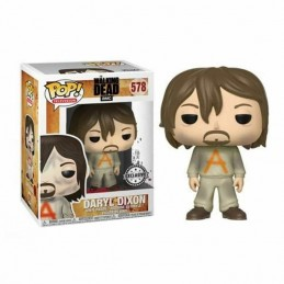Funko POP DARYL DIXON PRISION OUTFIT 578 The Walking...