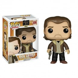 Funko POP RICK GRIMES 306 The Walking Dead
