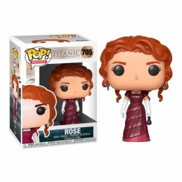 Funko POP ROSE 705 Titanic
