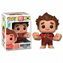Funko POP WRECK-IT RALPH 06 Ralph Rompe Internet Disney