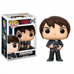 Funko POP JONATHAN 513 Stranger Things