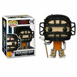 Funko POP DUSTIN HOCKEY GEAR 719 Stranger Things...
