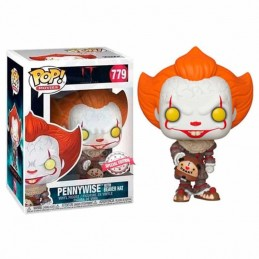 Funko POP PENNYWISE GORRA CASTOR 779 It Chapter 2 SPECIAL...