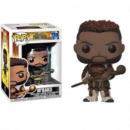 Funko POP M'BAKU 388 Black Panther Marvel