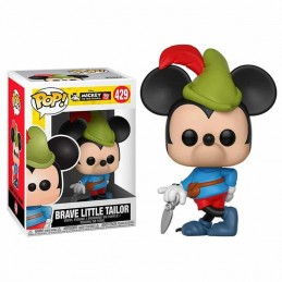 Funko POP MICKEY BRAVE LITTLE TAILOR 429 Disney...