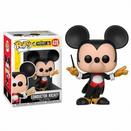 Funko POP CONDUCTOR MICKEY 428 Disney Mickey's 90...