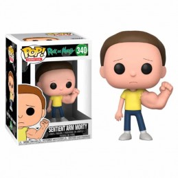 Funko POP PRISON SENTINENT ARM MORTY 340 Rick and Morty