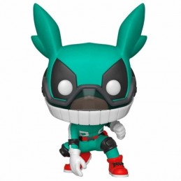 Funko POP DEKU con CASCO My Hero Academia