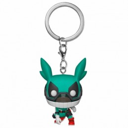 Llavero Pocket POP DEKU con CASCO My Hero Academia