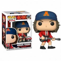 Funko POP ANGUS YOUNG 91 Rocks AC/DC SPECIAL EDITION